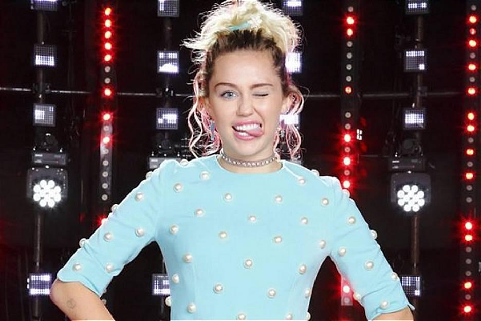 Miley Cyrus' Hair